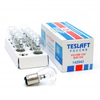 "TESLAFT-142943 P21/5W 12V BAY15d ""Стандарт"""