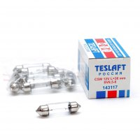 TESLAFT-143117 C5W 12V SV8,5-8 L=36mm
