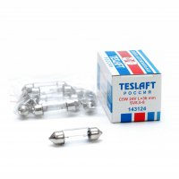 TESLAFT-143124 C5W 24V SV8,5-8 L=36mm