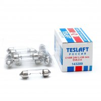 TESLAFT-143209 C10W 24V SV8,5-8 L=36mm