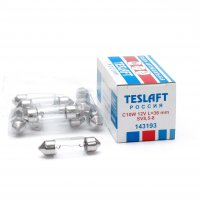 TESLAFT-143193 C10W 12V SV8,5-8 L=36mm